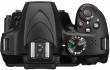 Lustrzanka Nikon D3400 + ob. 18-55mm f/3.5-5.6G VR + 70-300 AF-P G ED VR