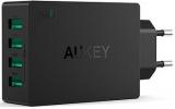 Aukey PA-U36 Ładowarka sieciowa 40W 4xUSB AiPower