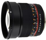 Samyang 85 mm f/1.4 IF UMC / Canon