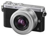 Panasonic Lumix DMC-GM1K + ob. 12-32 ASPH MEGA OIS srebrny