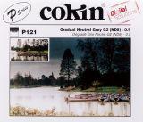 Cokin P121 połówkowy szary G2 NDx8 systemu Cokin P