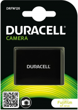 Duracell odpowiednik Fujifilm NP-W126
