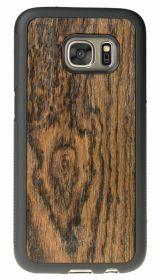 Bewood Etui dla Samsung Galaxy S7 Edge czarna róża Vibe