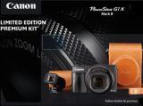 Canon PowerShot G1 X Mark II + wizjer DVF-DC1 + skórzany pokrowiec