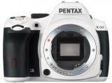 Pentax K-50 body biały