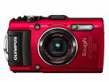 Olympus TG-4 czerwony