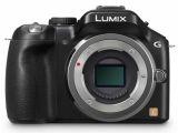 Panasonic Lumix DMC-G5 body czarny + torba Jimmy Bo 400 brązowa
