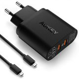Aukey Ładowarka sieciowa PA-T7 2x USB