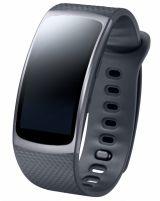 Samsung Smartwatch Gear Fit 2 rozmiar L czarny / szary