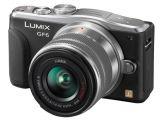 Panasonic Lumix DMC-GF6K + ob.14-42 czarny + torba