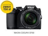 Nikon COOLPIX B700 czarny CASHBACK