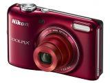 Nikon Coolpix L28 czerwony