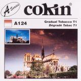 Cokin P124 połówkowy brązowy T1 systemu Cokin P