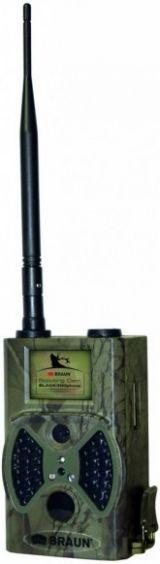 Braun Scouting Cam BLACK300 Phone z GSM