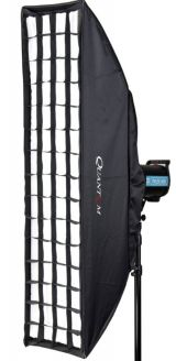 Quantuum Quadralite Grid do softboxu 120x30 cm