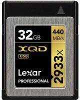Lexar XQD 32 GB x2933 Pro