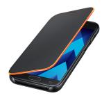 Samsung Neon Flip Cover do Galaxy A3 (2017) czarny