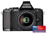 Olympus OM-D E-M5 czarny + ob. 12-50 czarny
