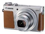 Canon G9 X srebrny