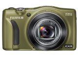 FujiFilm FinePix F850EXR oliwkowy