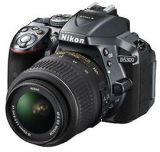 Nikon D5300 + AF-P 18-55 VR Grey KIT CASHBACK