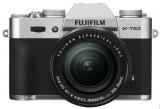 FujiFilm X-T20 srebrny + ob. 18-55 mm f/2.8-4.0 OIS czarny