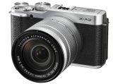 FujiFilm X-A2 srebrny + ob. XC 16-50mm