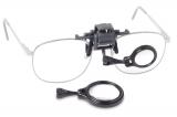 Carson OL-57, zmienne powiększenie 5x, 7x, mocowanie do ramek okularów