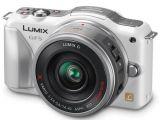 Panasonic Lumix DMC-GF5X + ob.14-42 POWER O.I.S biały + torba Jimmy Bo 300 biała