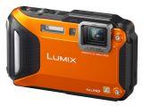 Panasonic Lumix DMC-FT5 pomarańczowy