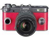 Pentax Q-S1 gunmetal + ob. 5-15