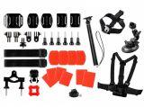 Redleaf Sport Camera Mounts Kit XXL