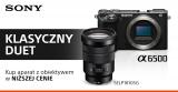 Sony A6500 body + ob. Sony E 18-105 mm f/4.0 G