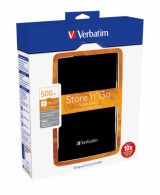 Verbatim 2.5 Store n Go USB 3.0 1TB czarny