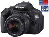 Canon EOS 600D + 18-55 IS II + 55-250 IS II