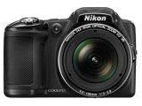 Nikon Coolpix L830 czarny