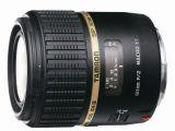 Tamron 60 mm f/2.0  SP AF Di II MACRO 1:1 / Nikon