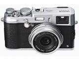 FujiFilm FinePix X100S srebrny + oryginalny pokrowiec