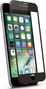 JCPAL Szkło Ochronne Ultra-Tough Edge 3D iPhone 7 Plus (czarna ramka)