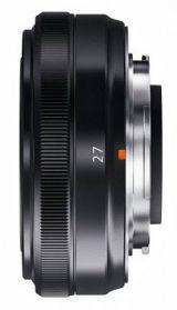 FujiFilm Fujinon XF 27 mm f/2.8 czarny