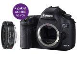 Canon EOS 5D Mark III + ob. 40 f/2.8 EF STM + Adobe Creative Cloud