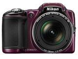 Nikon Coolpix L830 fioletowy CASHBACK 100 PLN