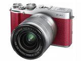 FujiFilm X-A1 czerwony + ob.16-50 F/3.5-5.6
