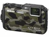 Nikon Coolpix AW120 kamuflaż