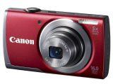 Canon Powershot A3500 czerwony