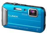 Panasonic Lumix DMC-FT25 niebieski