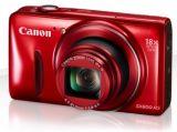 Canon PowerShot SX600 HS czerwony CASHBACK 80PLN