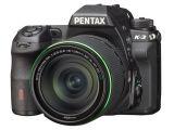 Pentax K-3 czarny + 18-135 WR