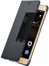Huawei etui z klapką typu smart do P9 szary
