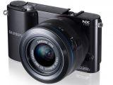 Samsung NX1100 + ob. 20-50 czarny